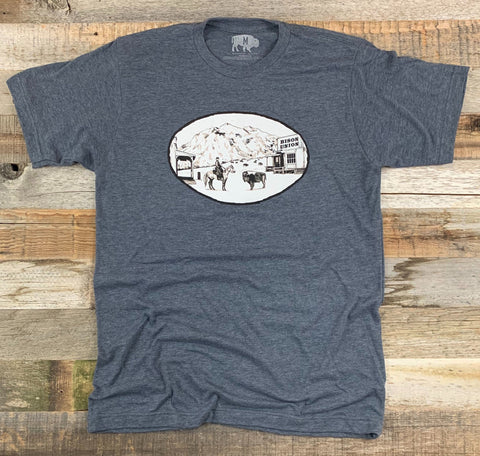 "Bison Union ""Preacher"" T-Shirt"