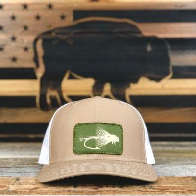 """Buffalo Fly"" Structured Patch Hat"