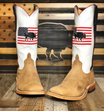 Anderson Bean Custom Bison Boots - Mens