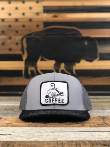 "The ""Johnny Coffee"" Snapback"