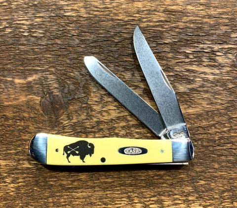 Bison Union's Case Trapper SS Knife