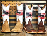 Anderson Bean Custom Bison Boots - Mens & Ladies