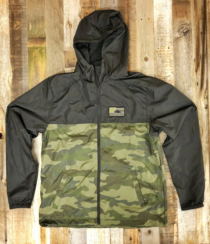 Bison Union Light Windbreaker