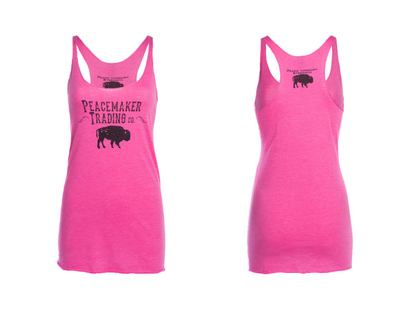 """The Peacemaker"" Ladies Tank"