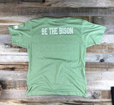 "Land & Bison ""Be the Bison"" Shirts"