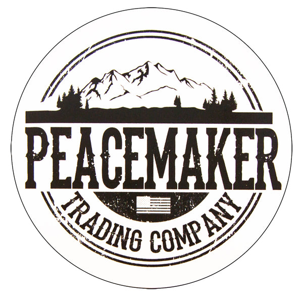 Peacemaker Trading Company Sticker