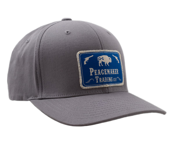 The Peacemaker Patch FLEX FIT Structured Hats