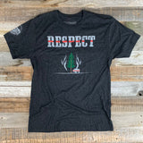 "RESPECT The ""Wildland Firefighter Redline"" Shirt"