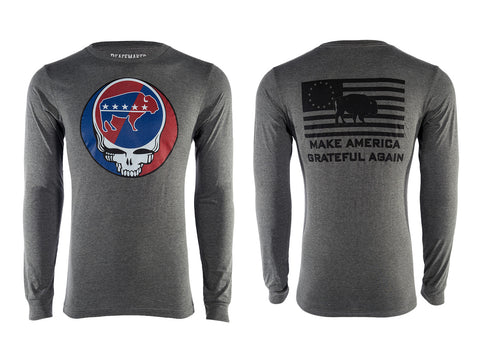 """The MAGA"" Long Sleeve Tee"
