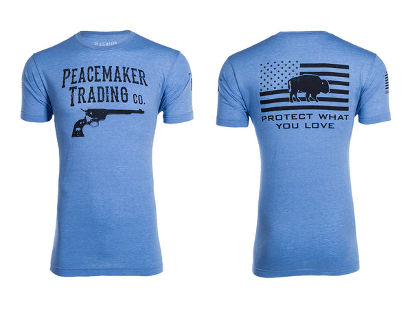 """The Smoke Hammer"" Peacemaker Tee"
