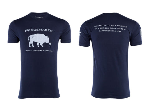 """The Warrior"" Peacemaker T-Shirt"
