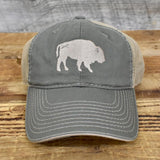 Bison Union Unstructured Buffalo SnapBack