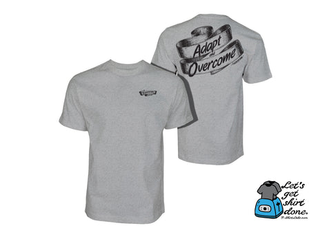 Fasterproms Adapt and Overcome T-Shirt