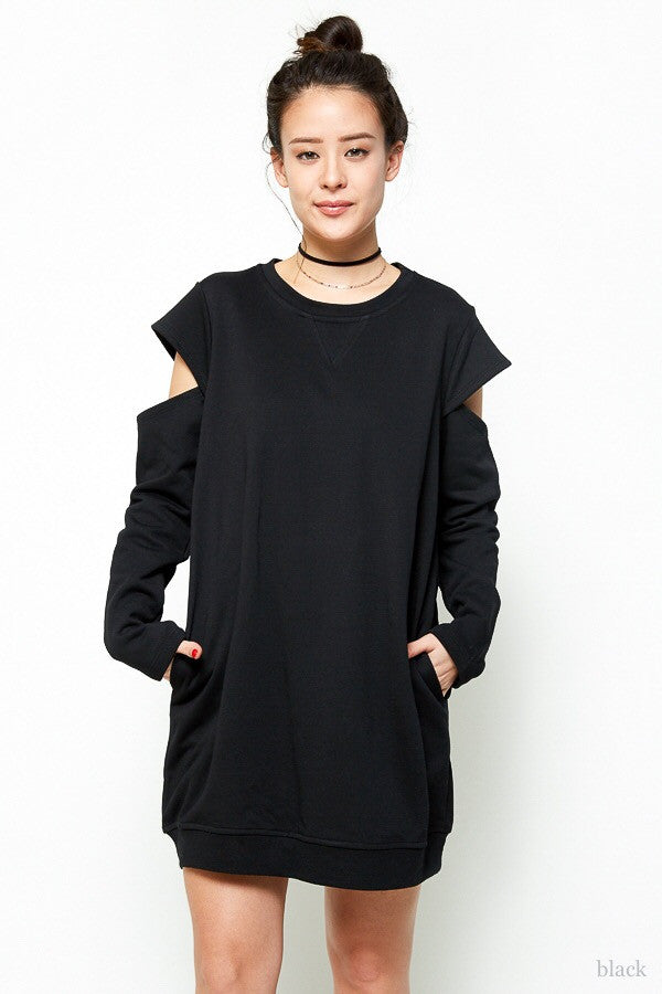 Kim Sweater Dress