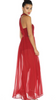 Latonia Sheer Maxi Dress