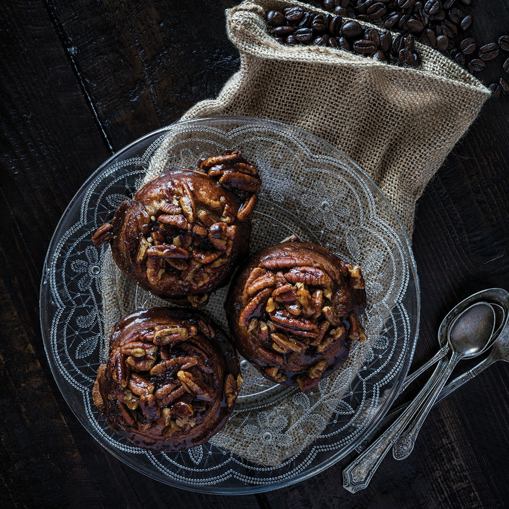 Happy Pecan Day! Try Our Pecan Sticky Buns Recipe