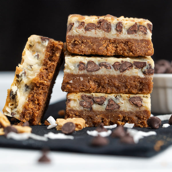 DECADENT BROWNIES & BARS