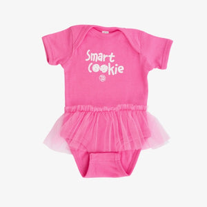 FYS Smart Cookie Tutu Onesie