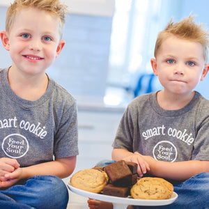 "Kids ""SMART COOKIE"" T-Shirt"