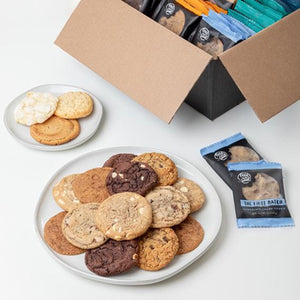 Bulk Box of Cookies Pre-wrapped (60 pc)