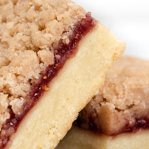 The Berry Best Raspberry Bars
