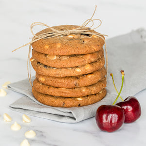 60 PIECE INDIVIDUALLY WRAPPED CHERRY JUBILEE COOKIES