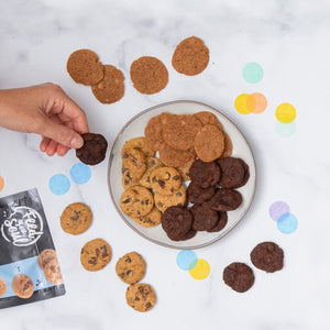 FEELIN' CRISPY MINI COOKIES 3-PACK