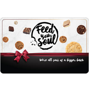 Feed Your Soul® E-Gift Card