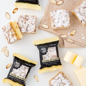 Pardon My French Almond Dessert Bar
