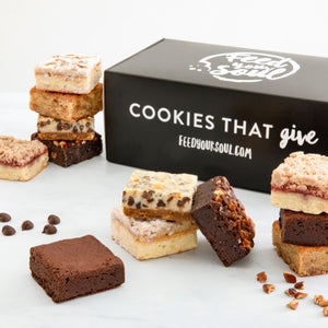 Assorted Brownie Box (12 pc)