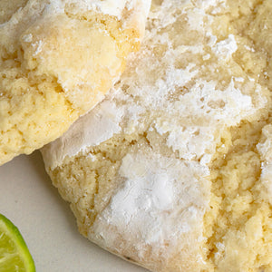 Simply Sublime Key Lime Cookies