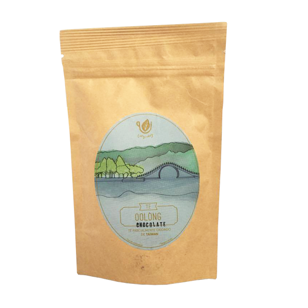 Te Oolong Chocolate- 50gr.