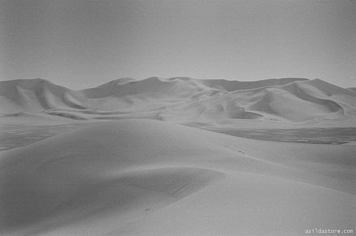 Dumont Dunes, CA. Shot on 35mm film HP5 and Leica M6