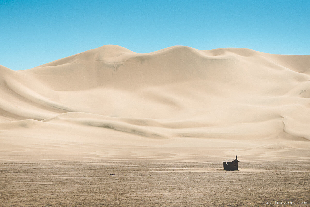California Places to Go - Dumont Dunes