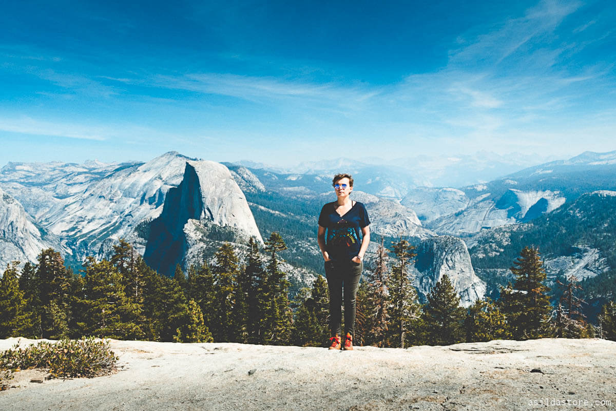 California Places to Go - Sentinel Dome