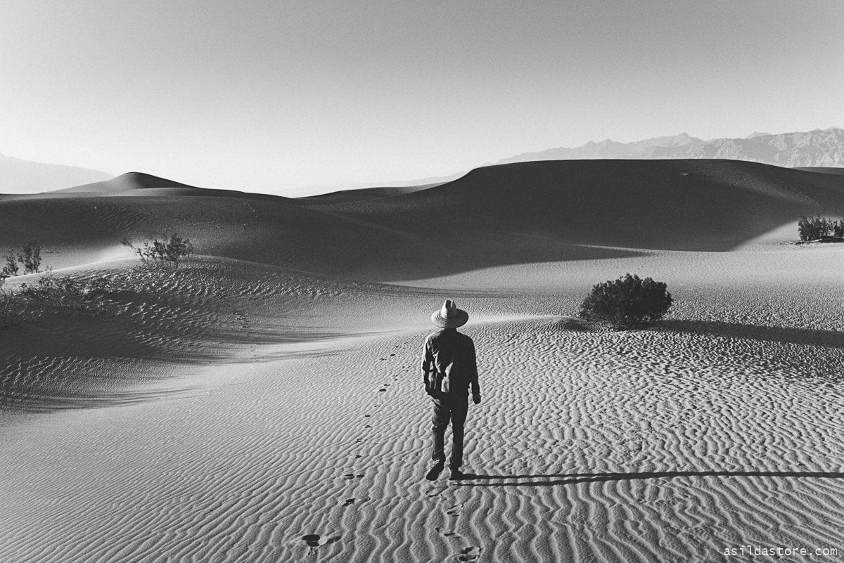 California Places to Go - Mesquite Sand Dunes