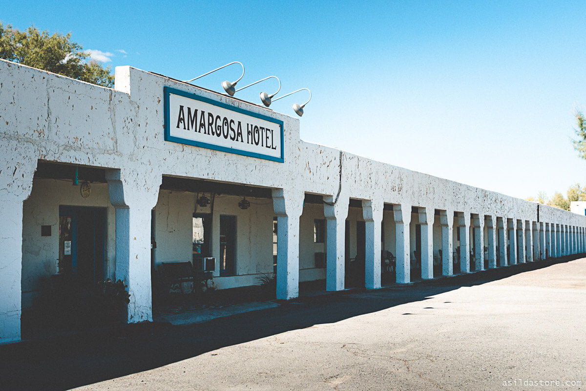 California Places to Go - Amargosa Opera House