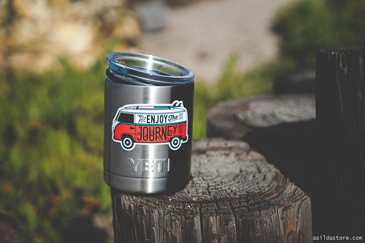Stickers for YETI cups and ramblers