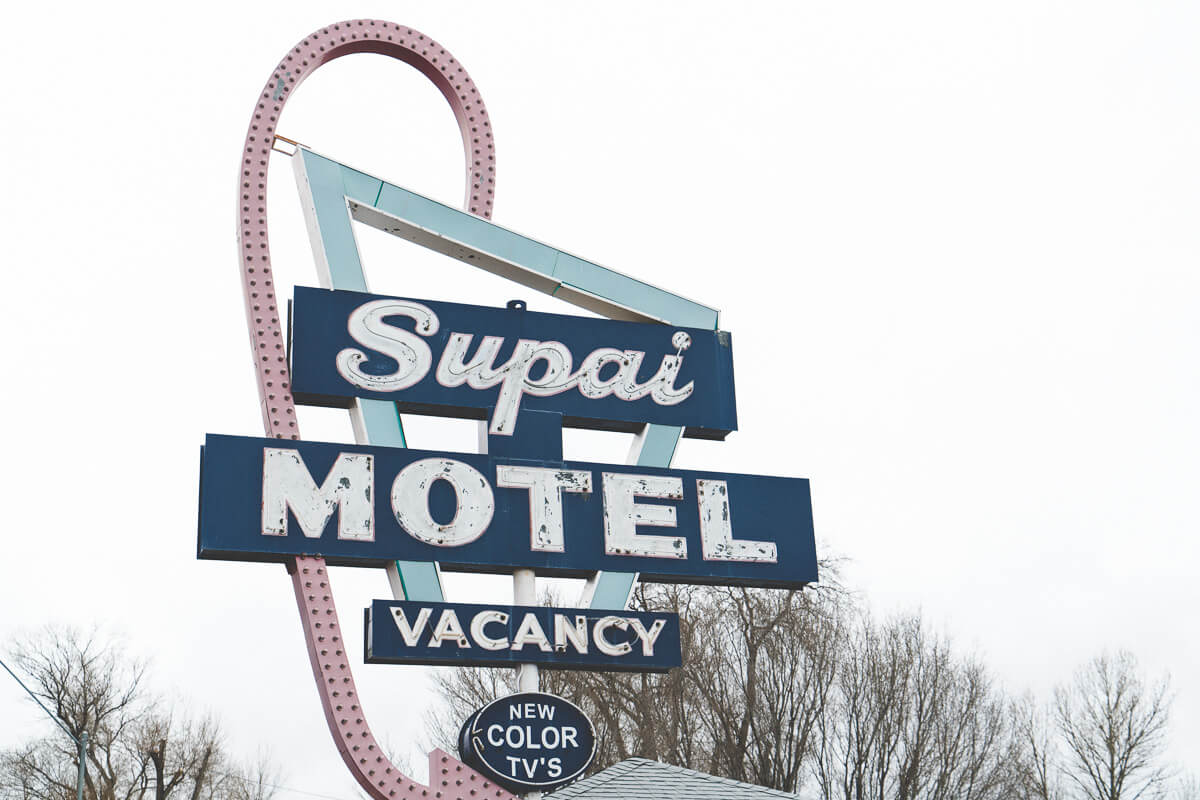 Route 66 Attractions: Seligman, Arizona