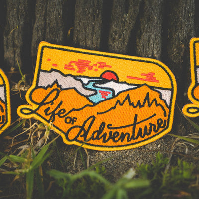 Life Of Adventure Patch