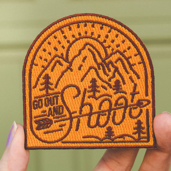 Go Out and Shoot Patch