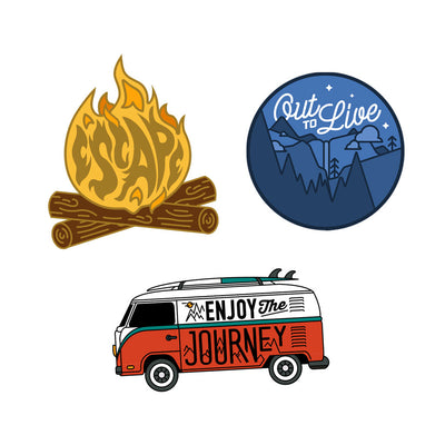 Adventure Sticker Set #2