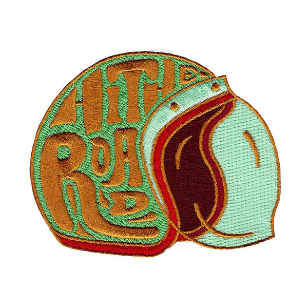 Hit The Road Patch
