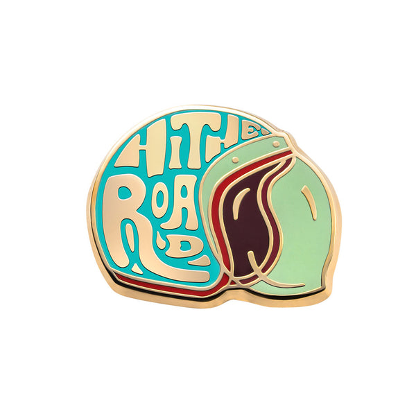 Hit The Road Pin