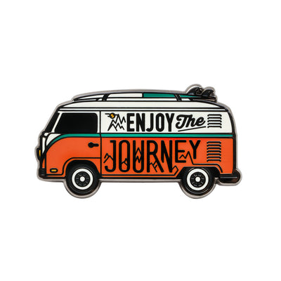Enjoy The Journey Pin
