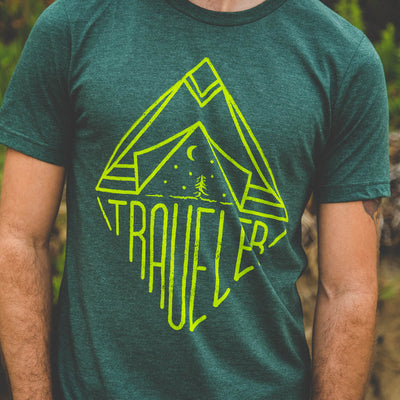 Traveler Forest T-Shirt