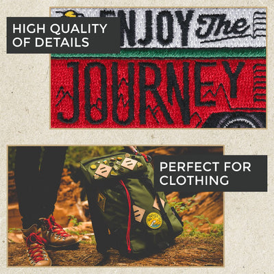 Enjoy The Journey Patch