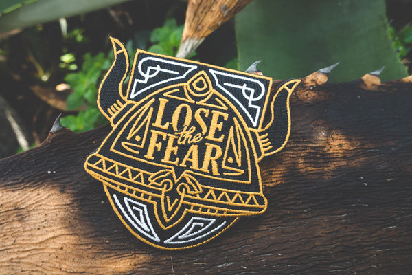 Patch - Lose The Fear Patch