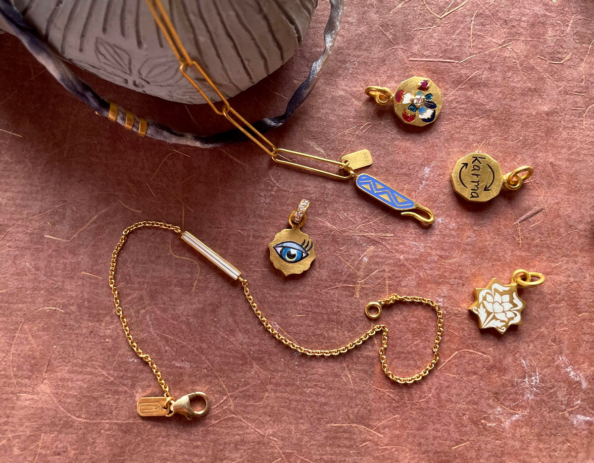CHARMING OUR WAY TO YOUR HEART: MOHAR CHARM COLLECTION