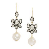 Pearl of Rajasthan Earrings